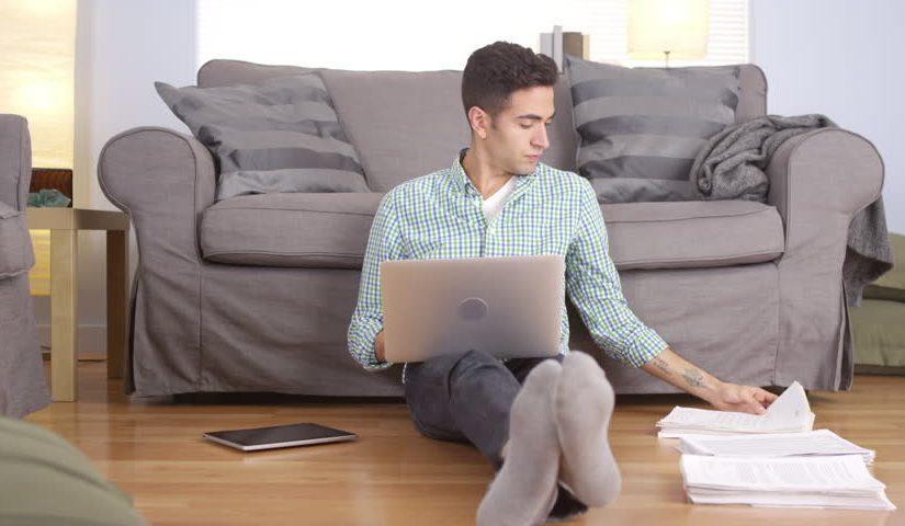 Kodus töötamine