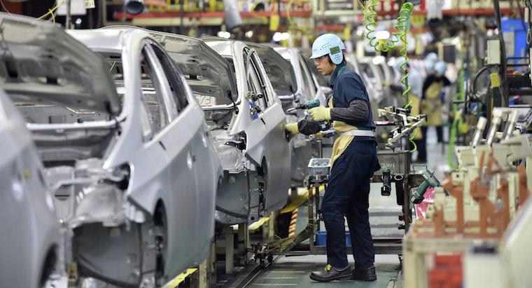 Lean põhimõtted - lihtne tootmisliin
