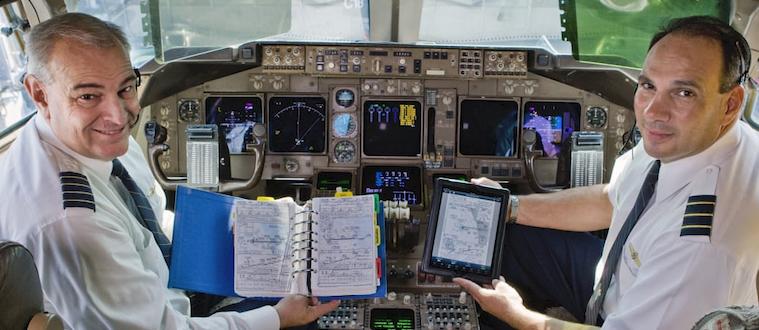 Lennukikütuse jälgimine - Continental Airlines